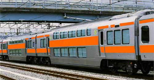 中央快速線グリーン車のイメージ