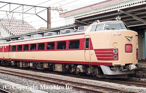 クハ481-1015