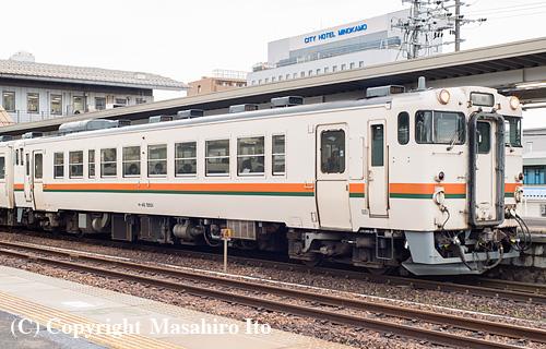 キハ40 5501