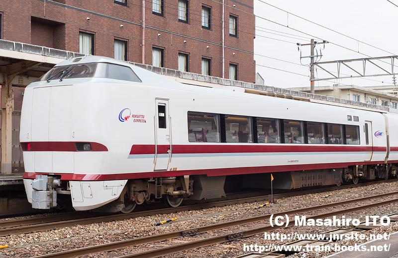 クハ683-8701