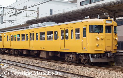 クハ115-2516