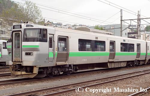 クハ733-111