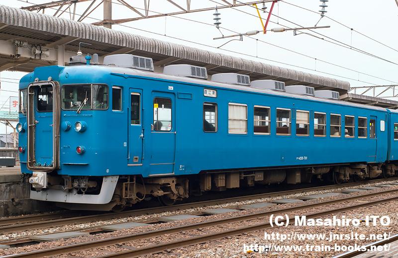 クハ455-701