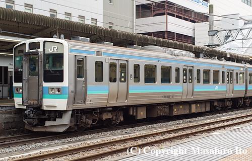 クモハ211-1005