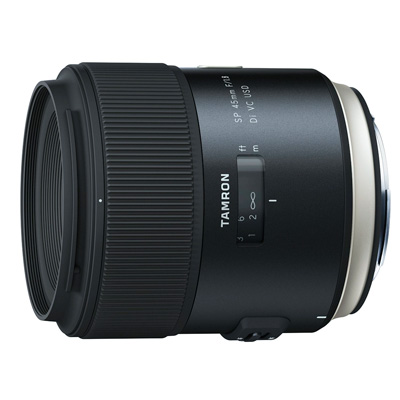 SP 45mm F/1.8 Di VC USD (Model F013)