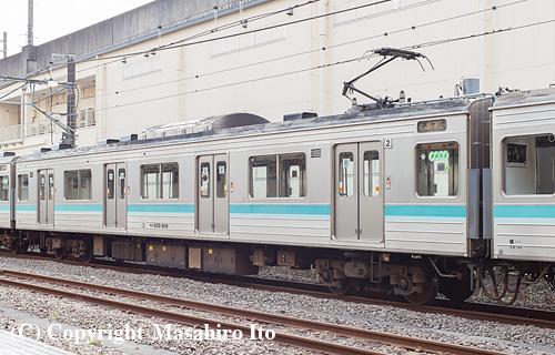 モハ205-509