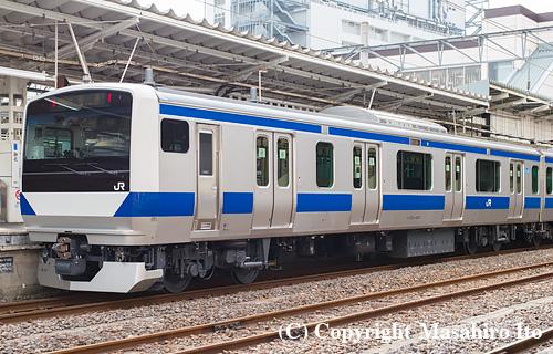 クハE531-4003