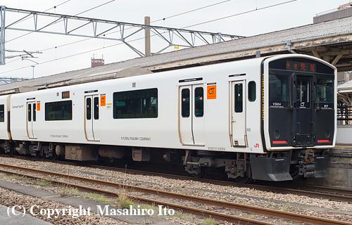 クハ817-3004