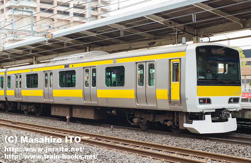 クハE230-520