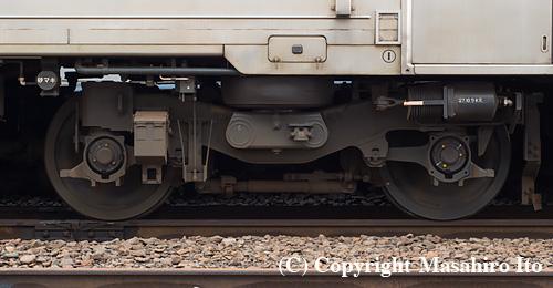N-DW54 台車(キハ54 511)