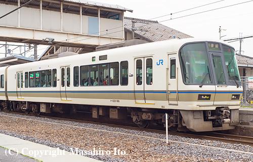 クハ221-60
