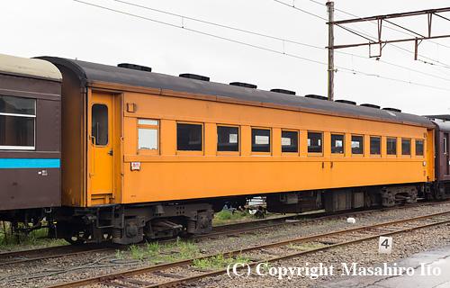 オハ47 512(旧国鉄オハ46 512)