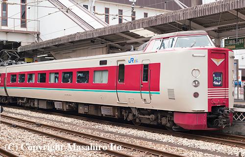 クモハ381-508