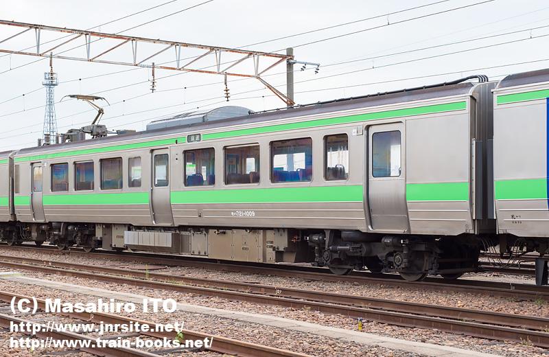 モハ721-1009