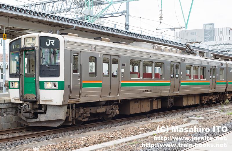 クモハ719-5506