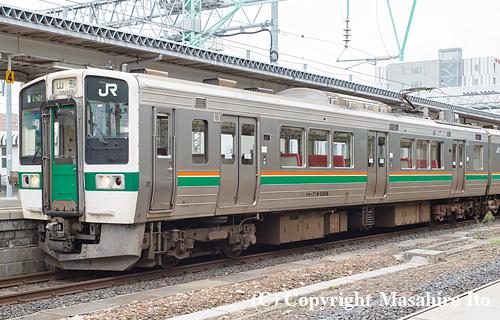 クモハ719-5006