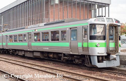 クモハ721-3020