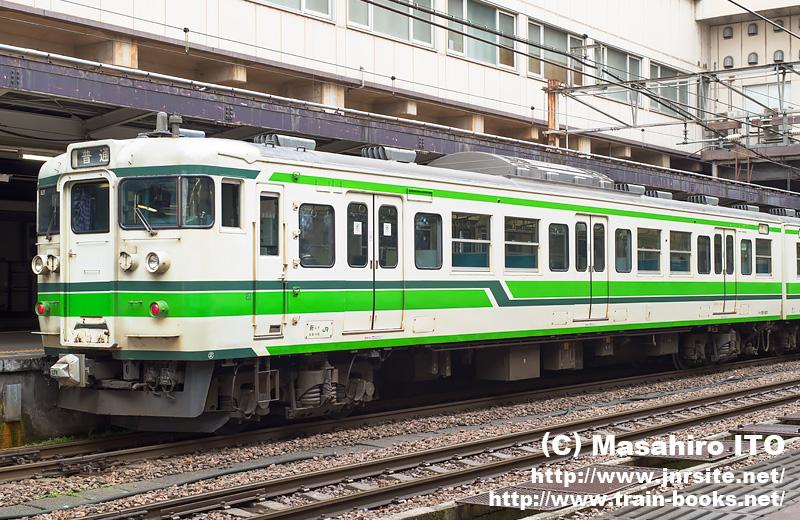 クハ115-1601