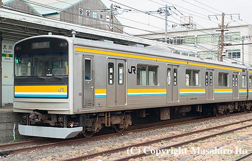 クハ205-1108