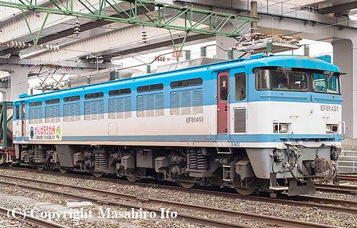 EF81 451
