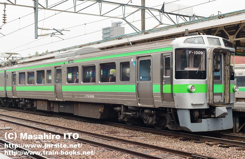 クハ721-2009