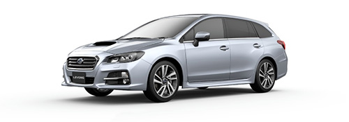 レヴォーグ(SUBARU LEVORG 1.6GT-S EyeSight)