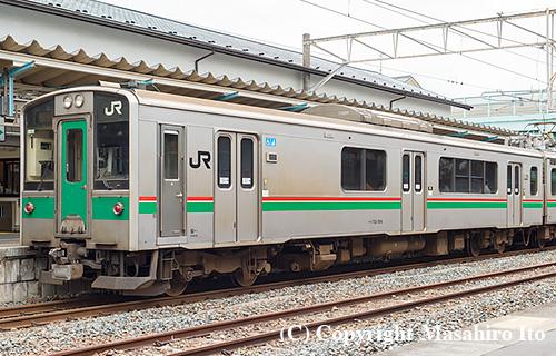 クハ700-1514