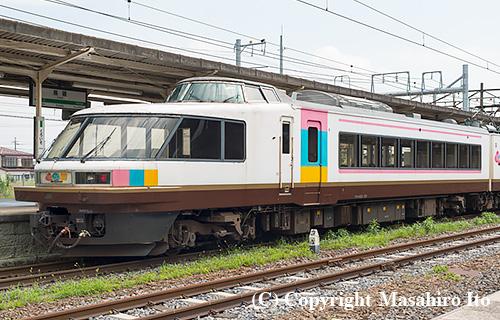 クモハ485-701