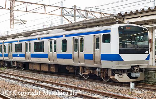 クハE531-1009