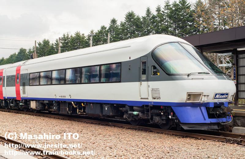 キハ183-5001