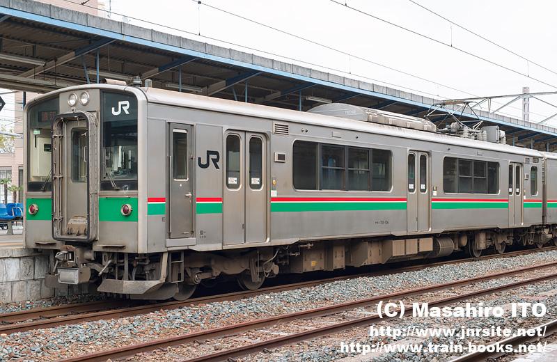 クモハ701-106