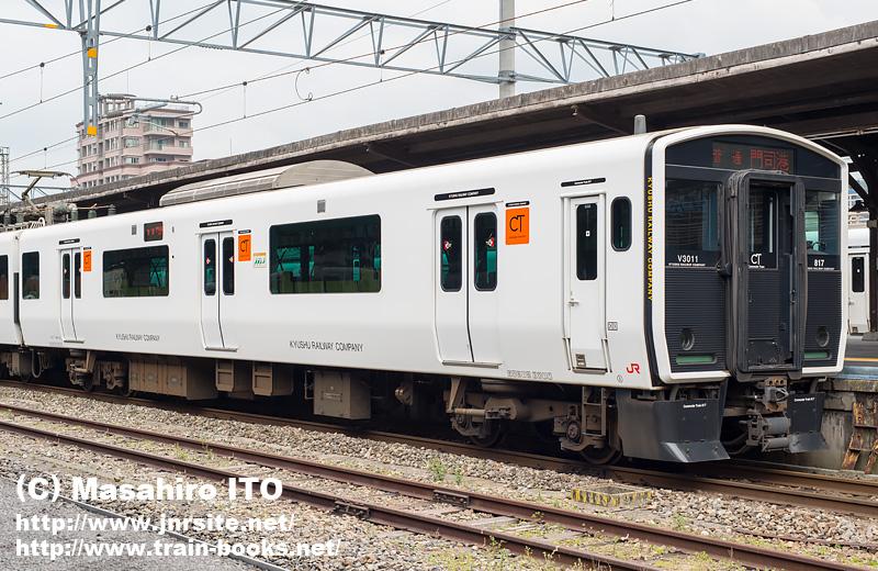 クハ816-3011