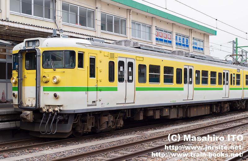 クモハ115-503