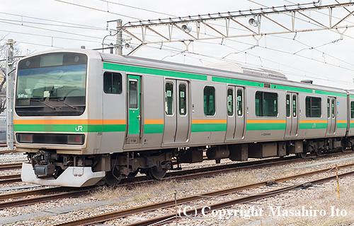 クハE230-6035