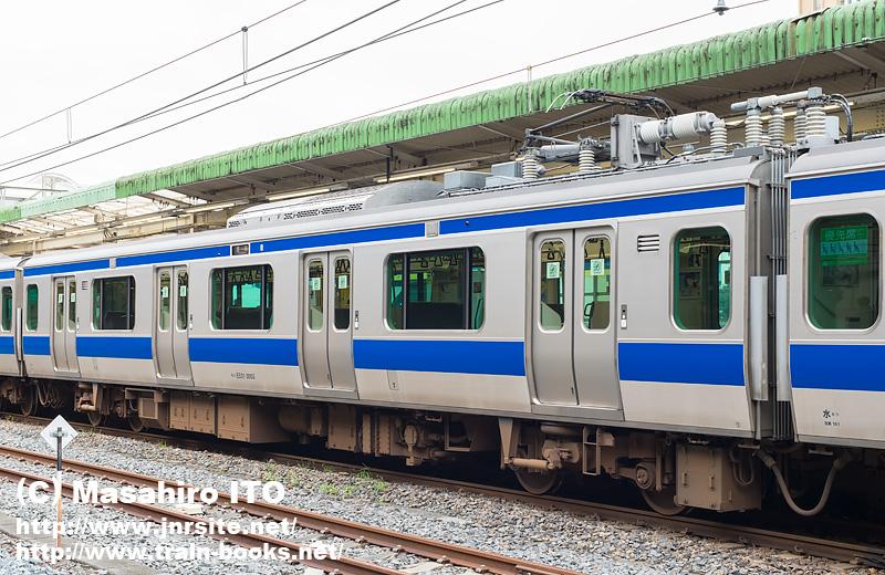 モハE531-3003