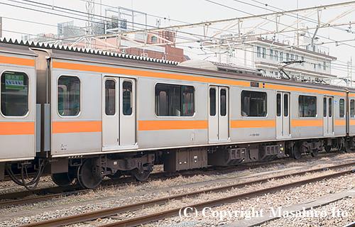 モハ209-1004