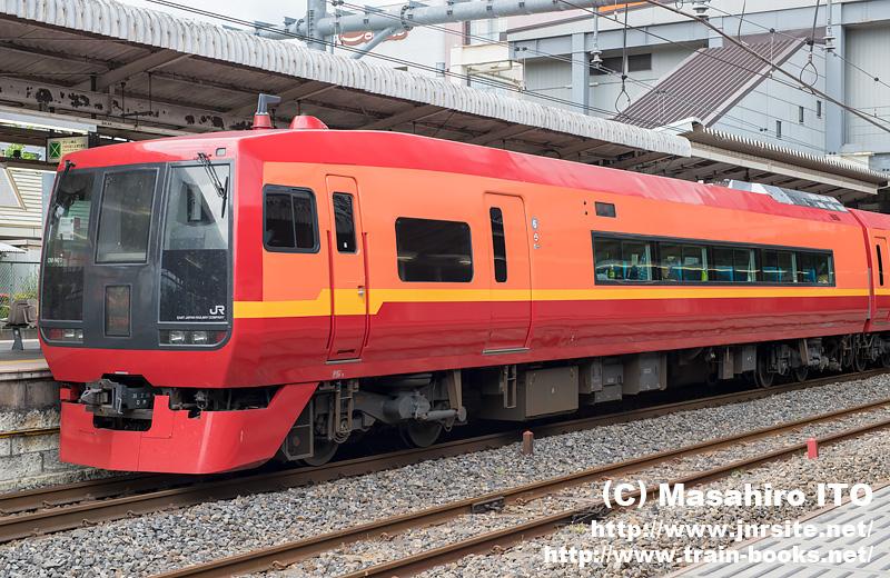 クハ253-1001