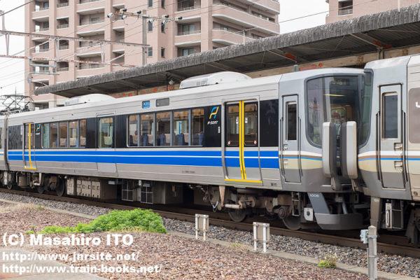 クハ222-1008