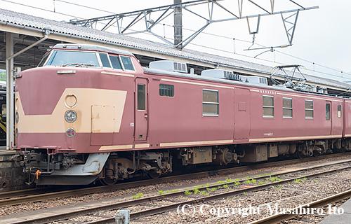 クモヤ442-2
