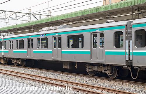サハE501-5