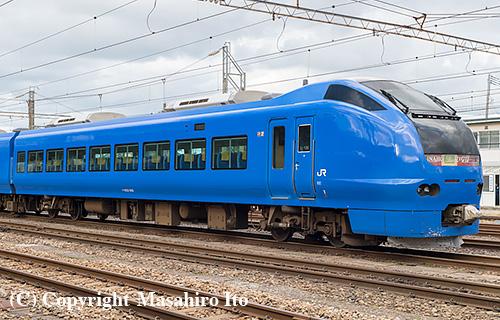 クハE653-1006