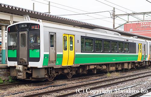 キハE120-3
