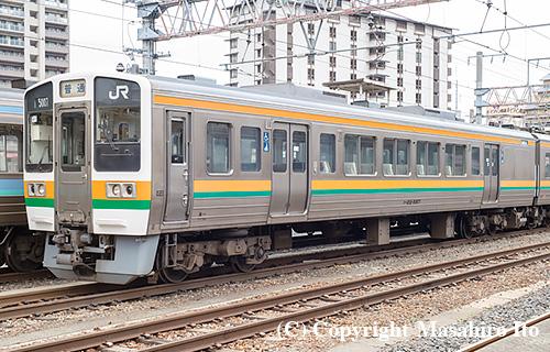 クハ212-5007