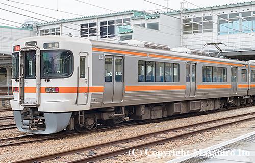 クモハ313-5007