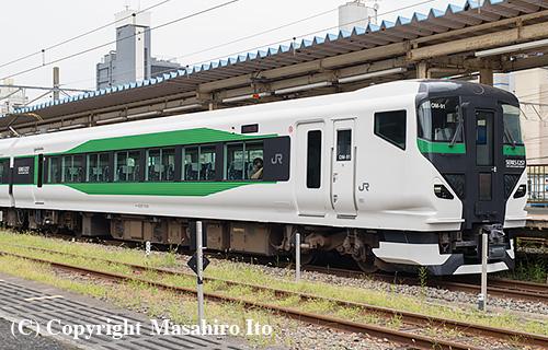 クハE257-5105